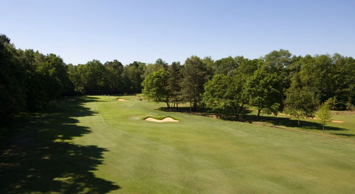 The Berkshire Golf Club, find a golf getaway in Berkshire