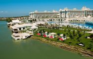 Titanic Deluxe Belek Boat to the Beach