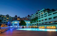 Sirene Belek Golf Hotel Main Pool