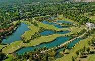 View Antalya Golf Club's lovely golf course in brilliant Belek.