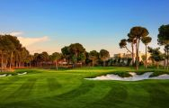 View Carya Golf Club's lovely golf course in amazing Belek.