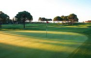 View Titanic Golf Club's lovely golf course in marvelous Belek.