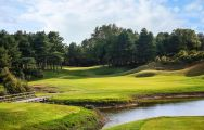 Golf de Belle Dune has got lots of the leading golf course within Northern France