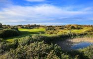 Golf de Belle Dune boasts lots of the most desirable golf course near Northern France