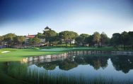Montgomerie Maxx Royal Golf Club has got lots of the leading golf course within Belek
