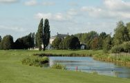 The Golf de Bondues, Lille's lovely golf course within magnificent Northern France.