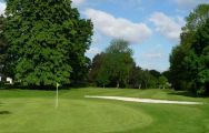 Golf de Brigode carries among the best golf course within Northern France