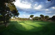 Montgomerie Maxx Royal Golf Club offers among the preferred golf course in Belek