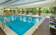 Ria Park Hotel and Spa Indoor Heated Pool