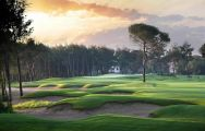 All The Montgomerie Maxx Royal Golf Club's picturesque golf course situated in sensational Belek.