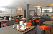 Hotel Red Fox  Le Touquet Breakfast Room