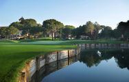 Montgomerie Maxx Royal Golf Club includes lots of the premiere golf course within Belek