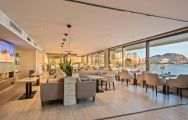 View Melia Alicante Hotel's lovely The Level Lounge in magnificent Costa Blanca.