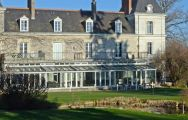 View Golf de Touraine's impressive golf course situated in brilliant Loire Valley.