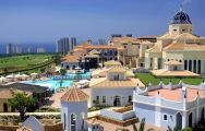 View Melia Villaitana Hotel's lovely hotel in magnificent Costa Blanca.