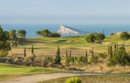 All The Villaitana Levante Golf Course's lovely golf course in pleasing Costa Blanca.