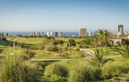 Villaitana Levante Golf Course Tee 1