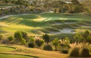 Villaitana Levante Golf Course has among the preferred golf course around Costa Blanca