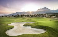 Villaitana Poniente Golf Course consists of lots of the best golf course near Costa Blanca