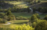 All The Villaitana Poniente Golf Course's beautiful golf course within spectacular Costa Blanca.