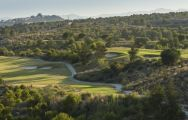 Villaitana Poniente Golf Course carries among the most excellent golf course around Costa Blanca