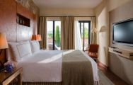 Terre Blanche Hotel Bedroom