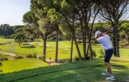 View Golf de Valescure's picturesque golf course within dazzling South of France.