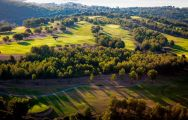 Golf Dolce Fregate Provence provides lots of the premiere golf course within South of France
