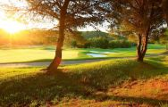 Golf Dolce Fregate Provence has some of the finest golf course in South of France