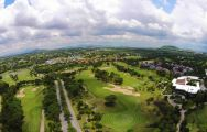 Laem Chabang International Country Club features several of the finest golf course near Pattaya