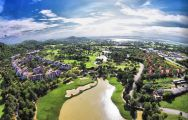 Laem Chabang International Country Club boasts several of the most popular golf course near Pattaya