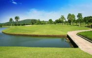 The Pattana Sports Club's beautiful golf course situated in sensational Pattaya.