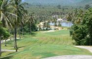 The Bangpra Golf Club's impressive golf course situated in gorgeous Pattaya.