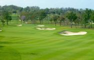 All The Siam Country Club Old Course's scenic golf course within marvelous Pattaya.