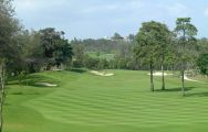 Siam Country Club Old Course features several of the preferred golf course near Pattaya