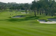Siam Country Club Old Course features lots of the top golf course within Pattaya