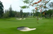 Siam Country Club Old Course carries several of the leading golf course within Pattaya