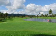 View Eastern Star Country Club's picturesque golf course within magnificent Pattaya.