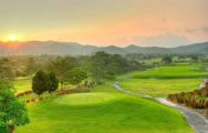All The St Andrews 2000 Country Club's lovely golf course in sensational Pattaya.