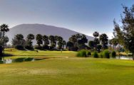 The Golf Las Americas's beautiful golf course in magnificent Tenerife.
