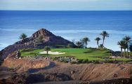 Anfi Tauro Golf Course includes lots of the premiere golf course within Tenerife