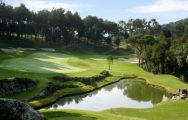 Royal Mougins Golf Club 12th Hole