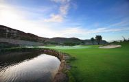 View Anfi Tauro Golf Course's lovely golf course within spectacular Tenerife.