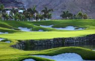 Anfi Tauro Golf Course has among the premiere golf course around Tenerife