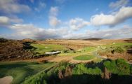 Salobre Golf Course New provides lots of the best golf course in Gran Canaria