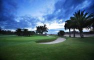 Maspalomas Golf Course features several of the finest golf course near Gran Canaria