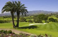 The Real Club de Golf de Las Palmas's beautiful golf course within brilliant Gran Canaria.