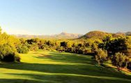 View Poniente Golf Course's lovely golf course in magnificent Mallorca.