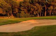 Golf Santa Ponsa 1 provides lots of the finest golf course within Mallorca