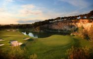 Lumine Hills has got some of the most excellent golf course around Costa Dorada